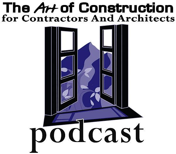 The Art of Construction Podcast logo