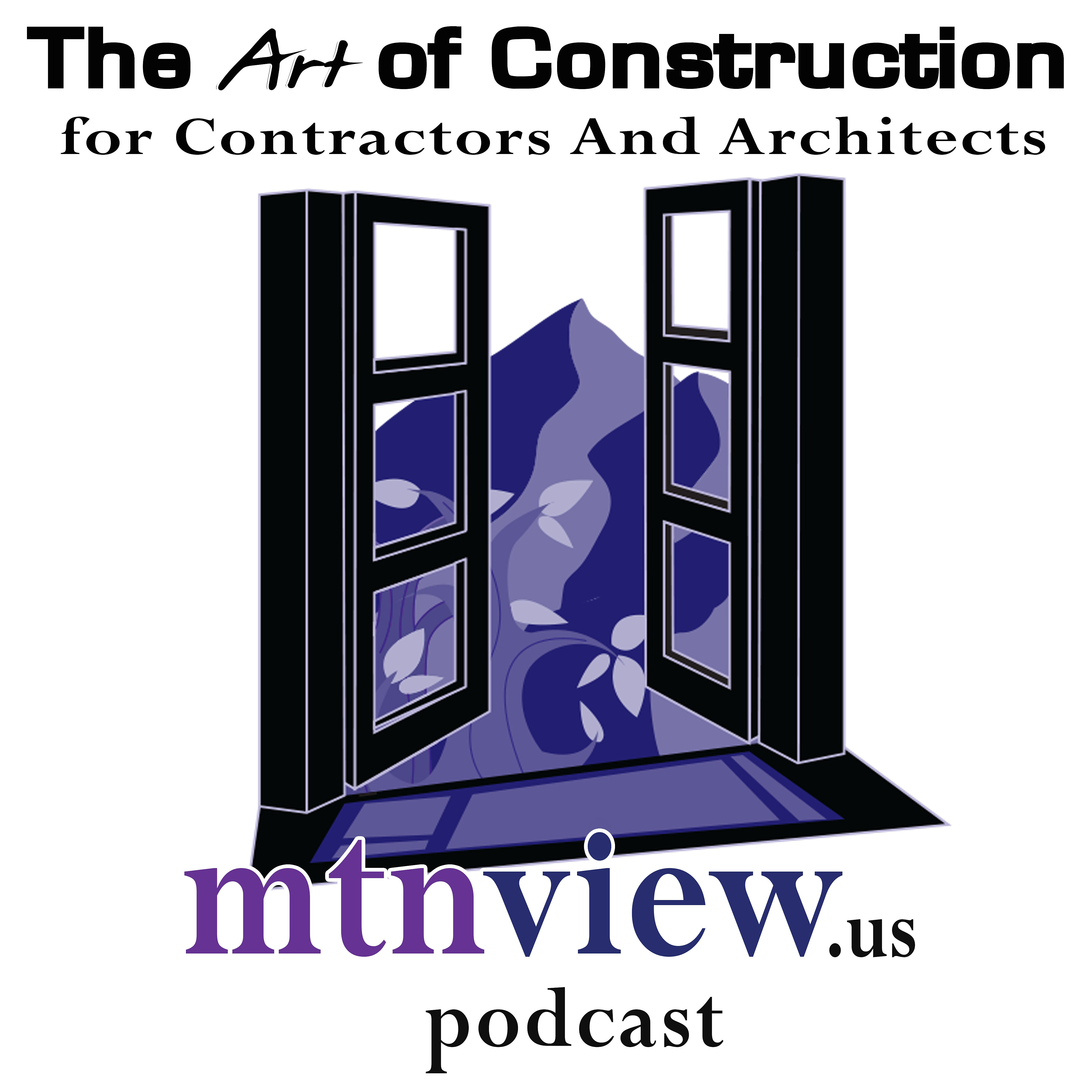 The Art of Construction Podcast logo