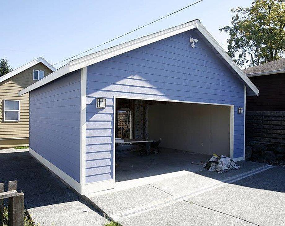 Garage for W garage assurance