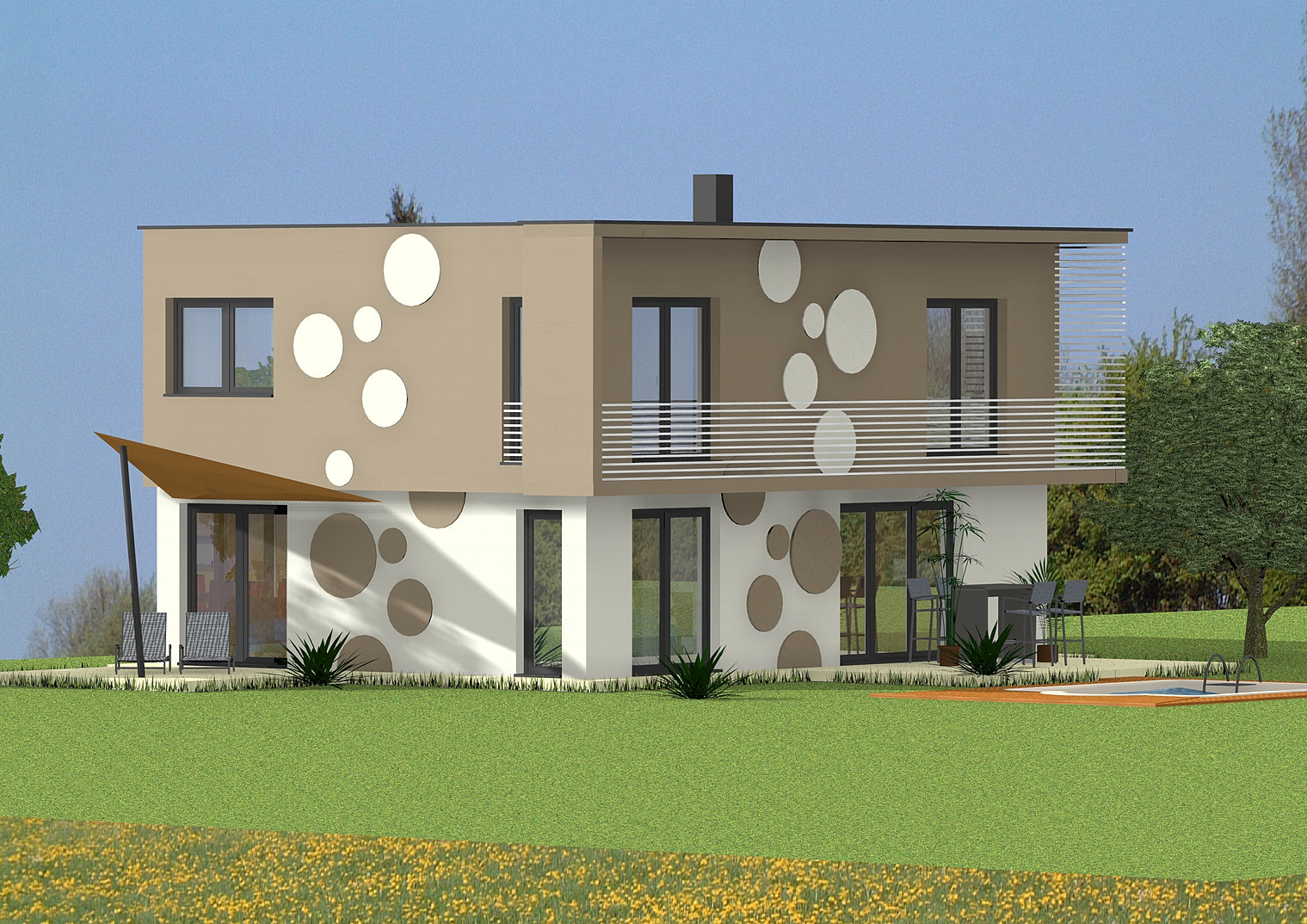 Haus4you quadrat for Innenplanung haus