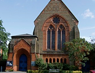 St Matthews Church, Ealing Common