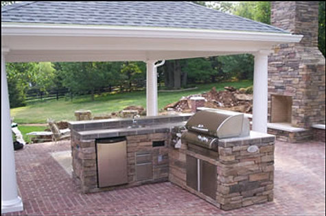 Long Island Outdoor Kitchens Backyard Masters
