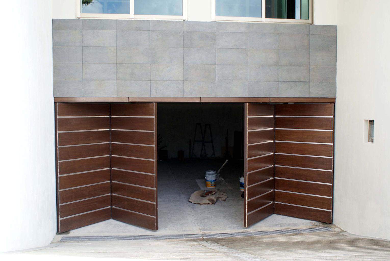 Puertas para cochera automaticas fibraline en guadalajara - Puertas de cochera ...