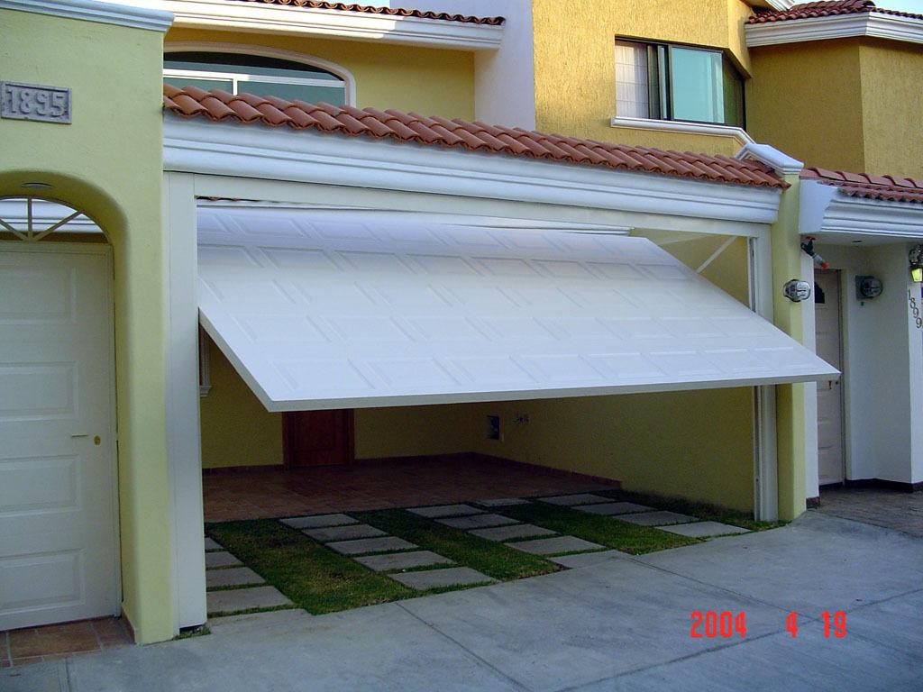Puertas para cocheras puertas para casa de infonavit ue - Puertas para cocheras ...