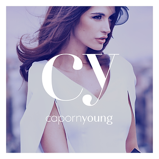 Caporn Young graphic design Perth branding