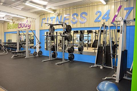 Better Body Fitness 24/7!