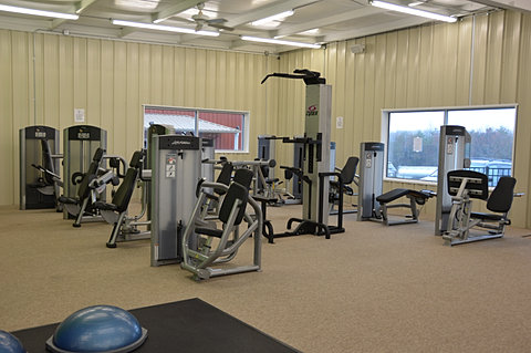 Weight Training Circuit