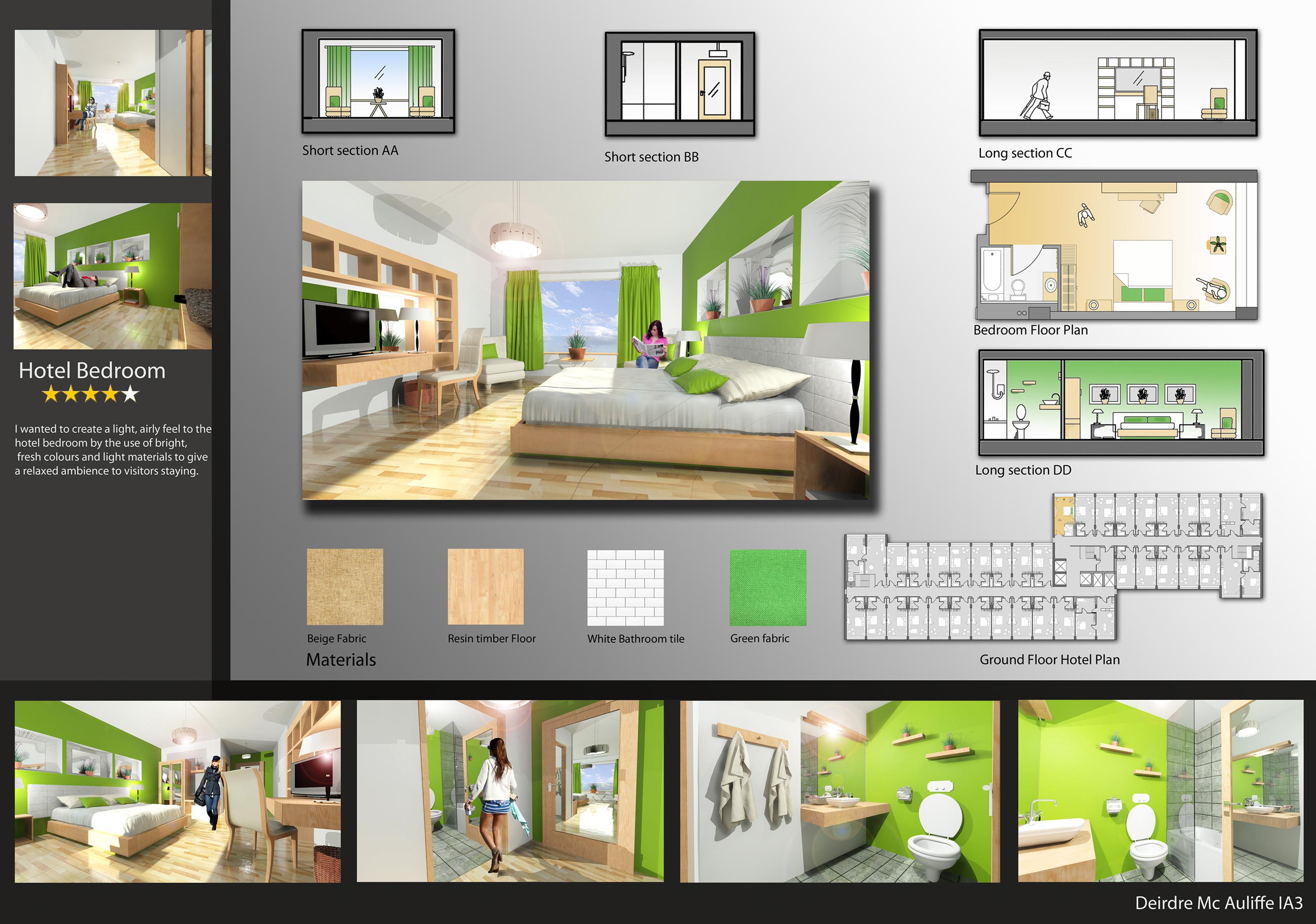 Deirdre Mc Auliffe Interior Architect Cork Presentation