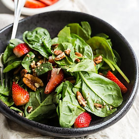 Strawberry-Spinach-Salad-Culinary-Hill-H