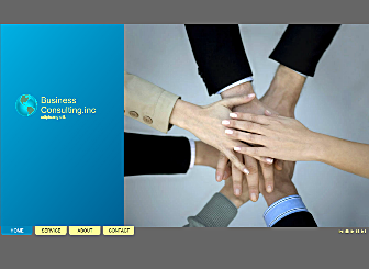 International Consulting Template - Ready-made for all your business needs. Simple and seamless Flash navigation allows your work to shine with professionalism and focus. Whether its marketing, counseling or any medium sized business that you need to present, you can Customize everything from colors, to text and layout to suit your brand�s requirements.