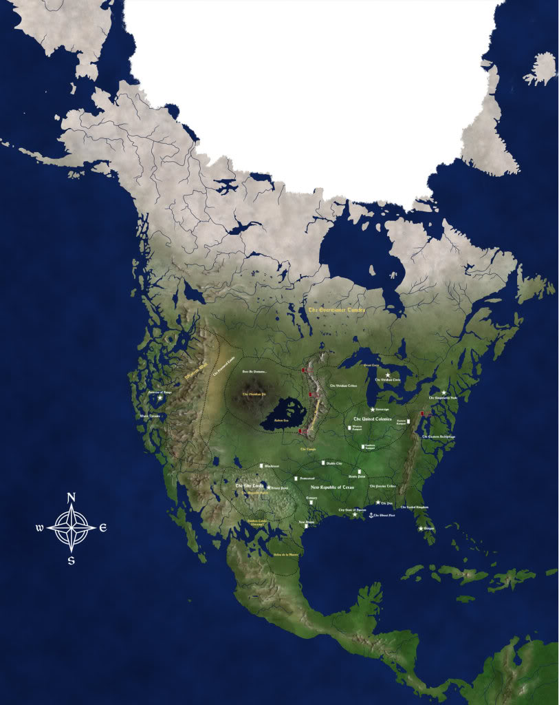 Ice Age Maps Ice Age Maps London