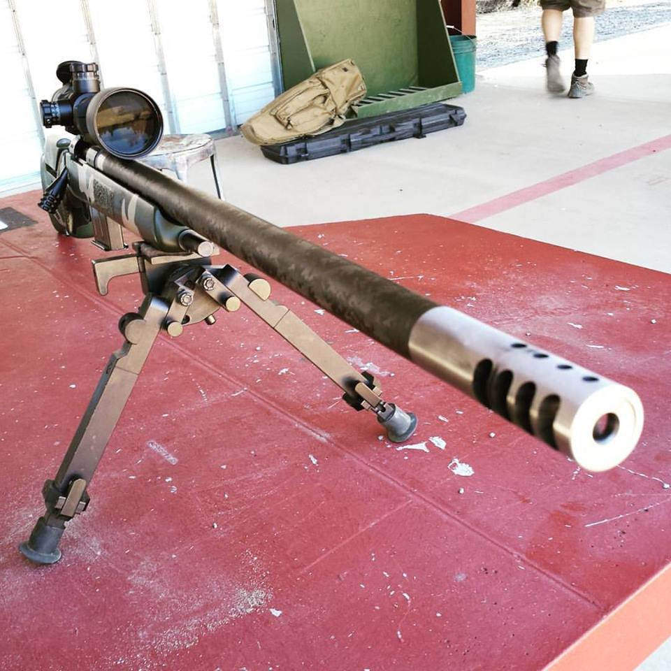 Now Offering Proof Research Carbon Wrapped Barrels