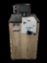 PerfectMoney Bezahlautomat PM UT 822 Untertheke UT 822