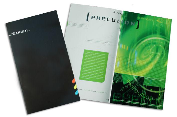 Siren Brochure