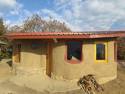 House Alive Cob And Natural Building Workshops