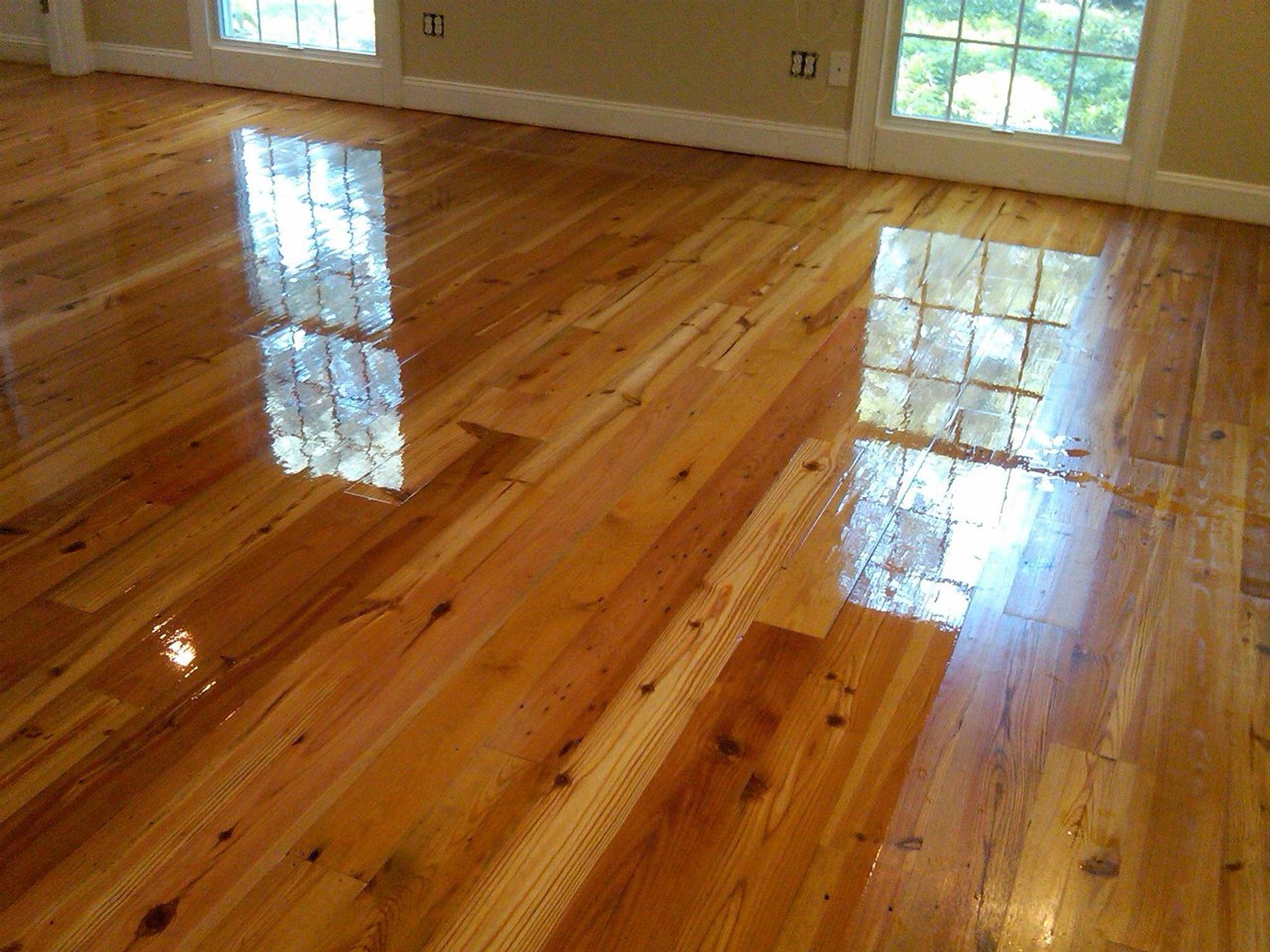 Classic Wood Floors Leonard Residence