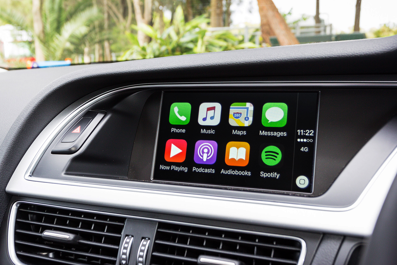 Apple CarPlay Retrofit Upgrade Is Available Older Audi Vehicles - Audi car play
