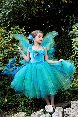 Fairy Princess Party or Flower Girl Dress