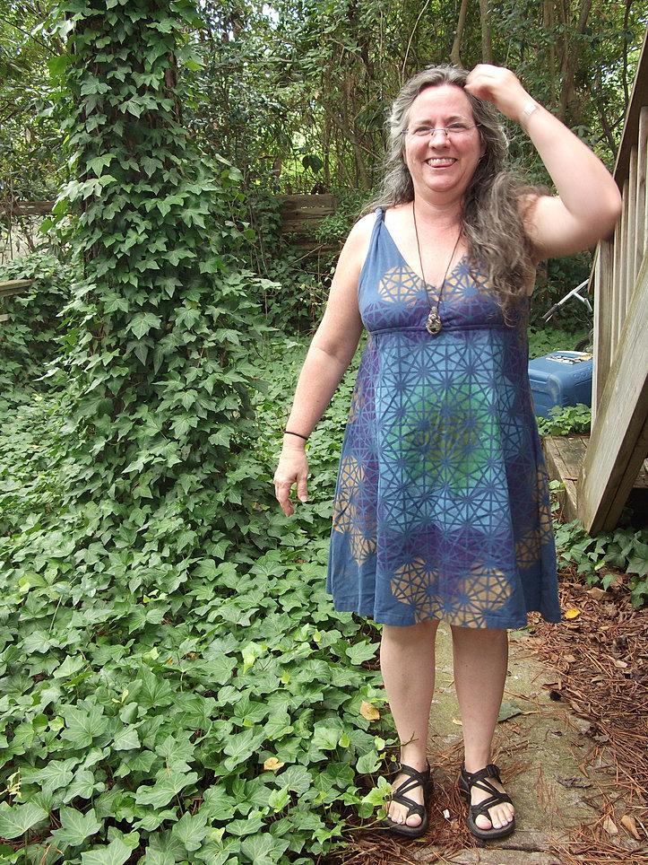 Sacred Geometry Clothing Sacred Geometry Dress