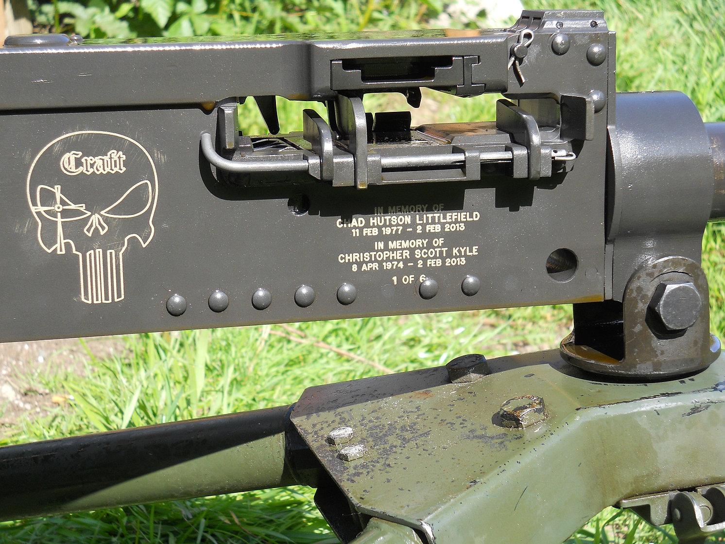 albany machine gun shoot