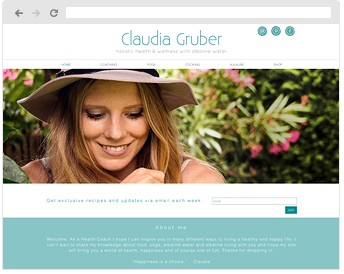 Claudia Gruber Health