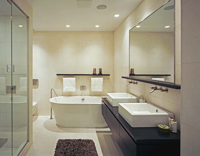 Проект ванных комнат фото