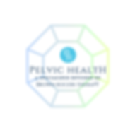 Pelvic health new logo white background.