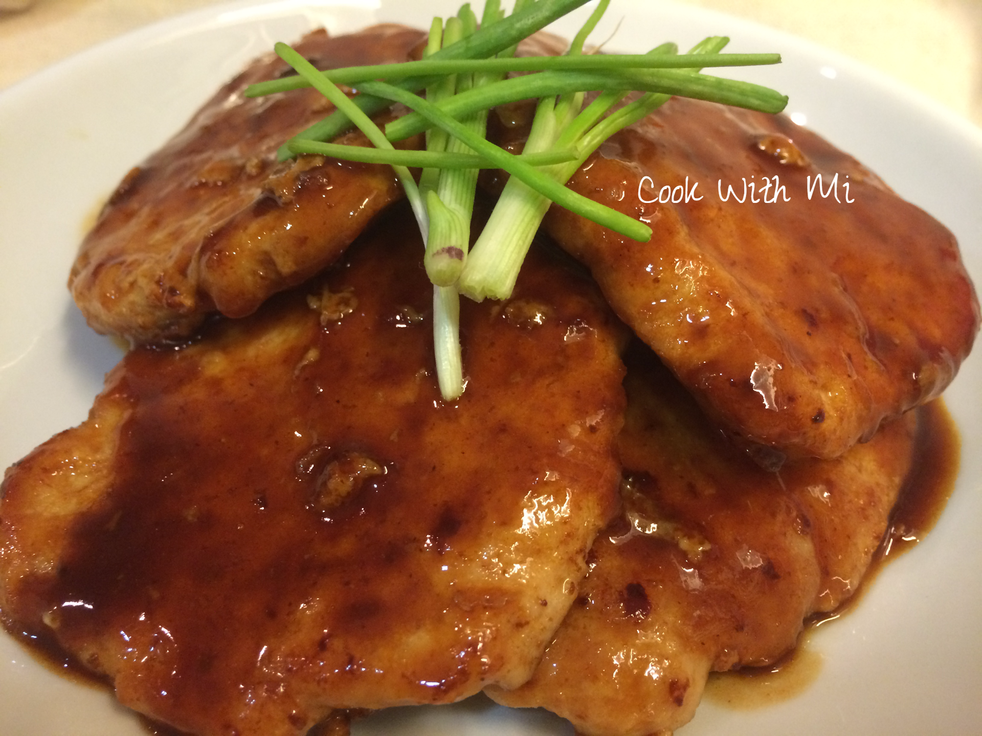 Sweet & Sour Peking Pork Chop | Cook With Mi