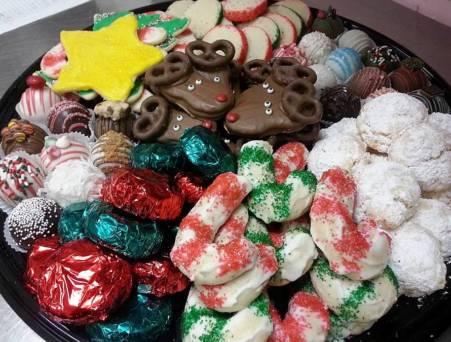 Holiday Party Trays!