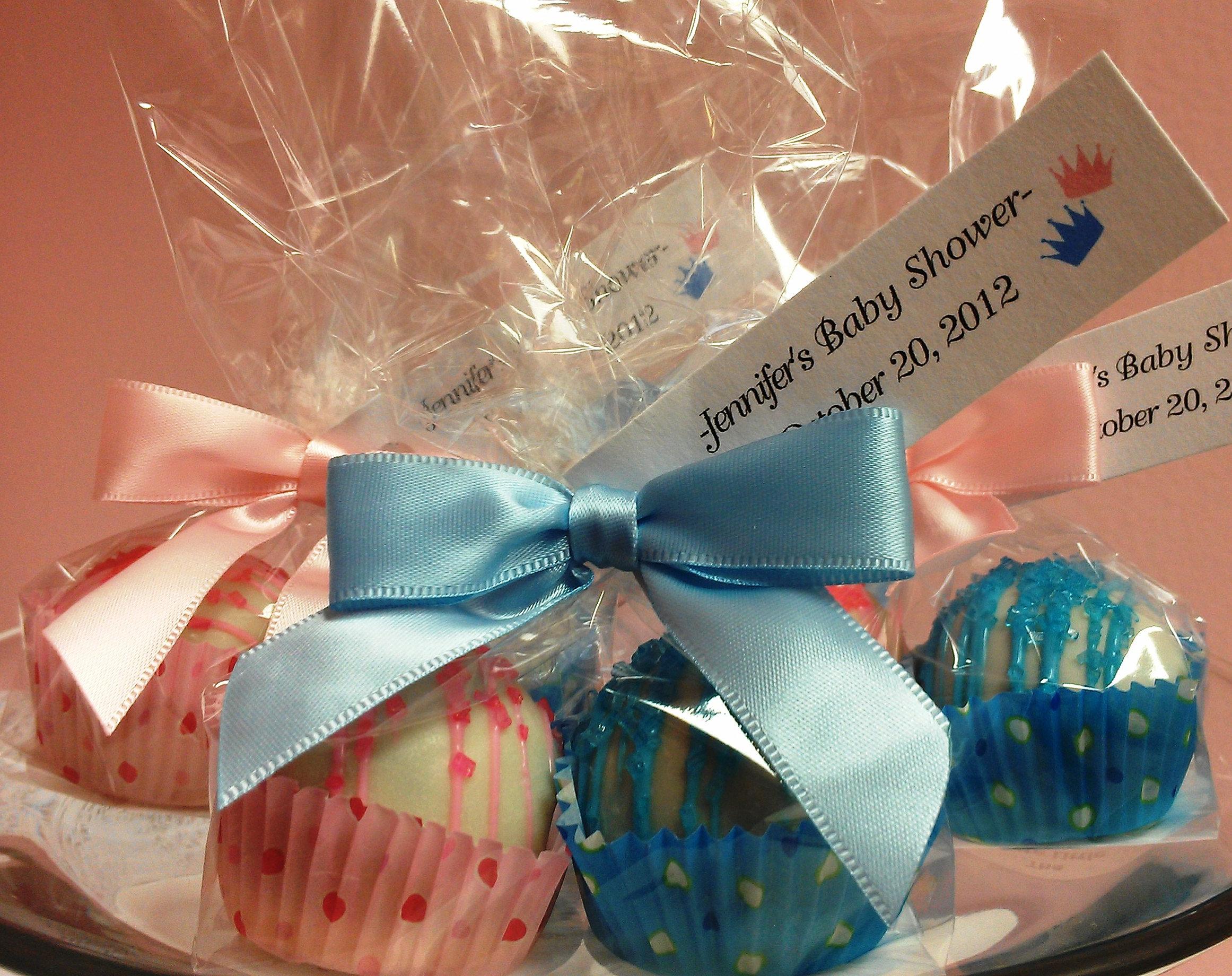 Cake Ball Ideas For Baby Shower : The Cute Little Cake Shop-Gourmet Cake Balls, Cake Pops ...