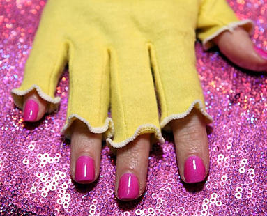 Happy Hands The Original UV Nail Glove, beauty products, nails, manicure