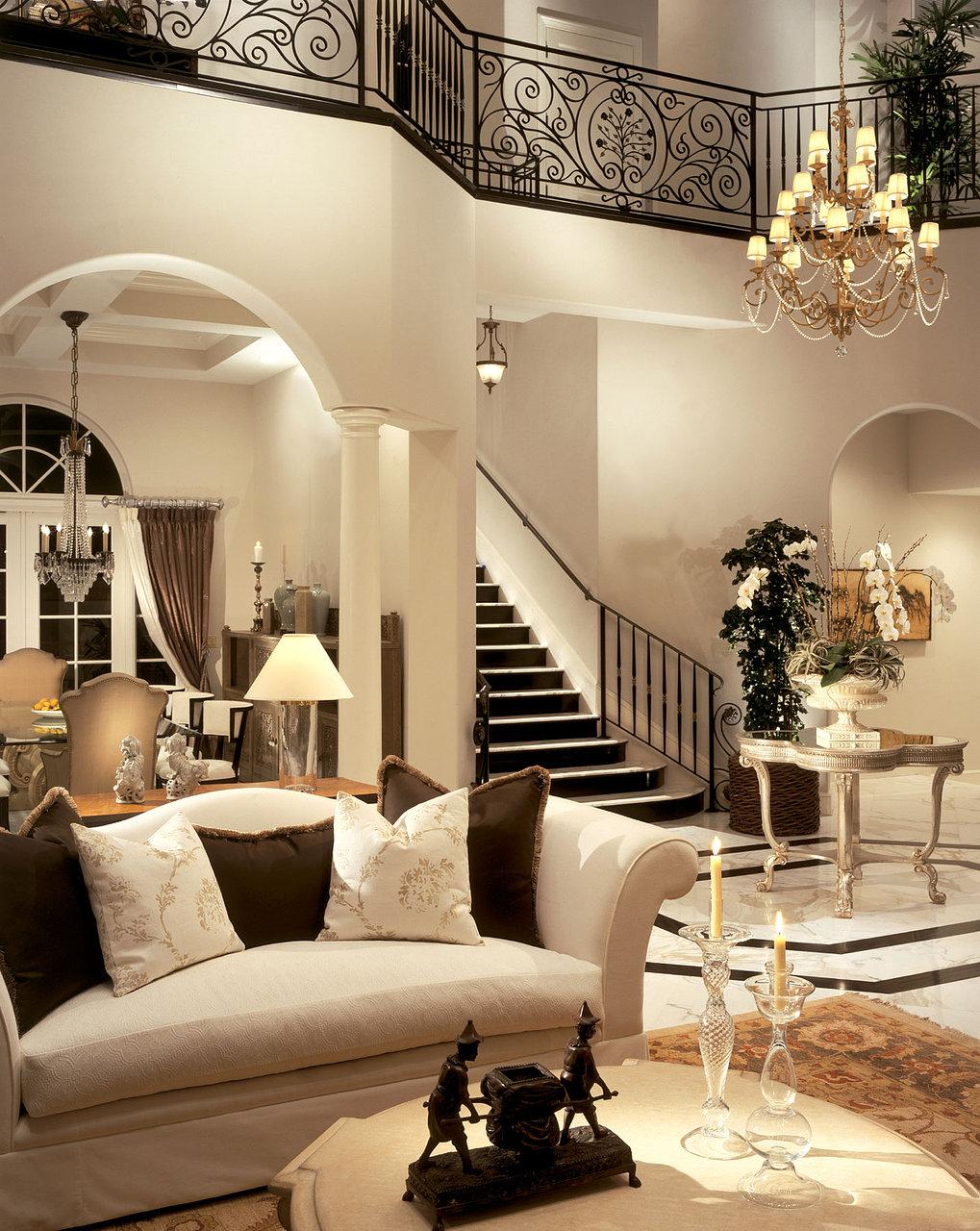 Luxury Living Room Design Pictures