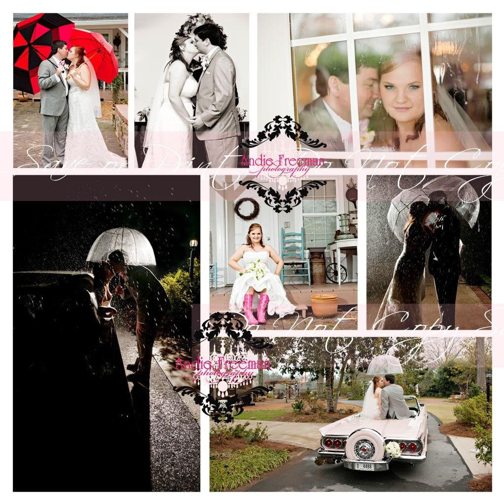 Thompson house wedding