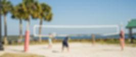 Campo beach volley tortoreto teramo alba adriatica inerti aggregati sabbia