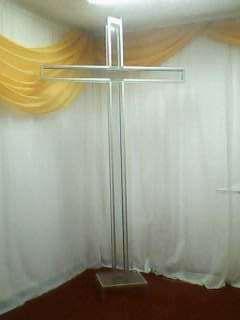crucifixo iluminario