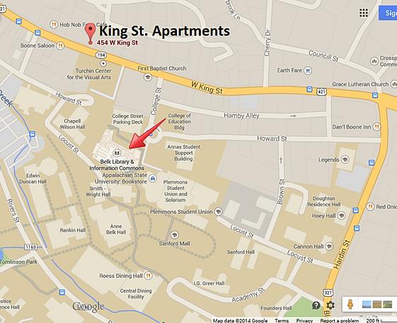 Boone Nc Apartments Near Asu