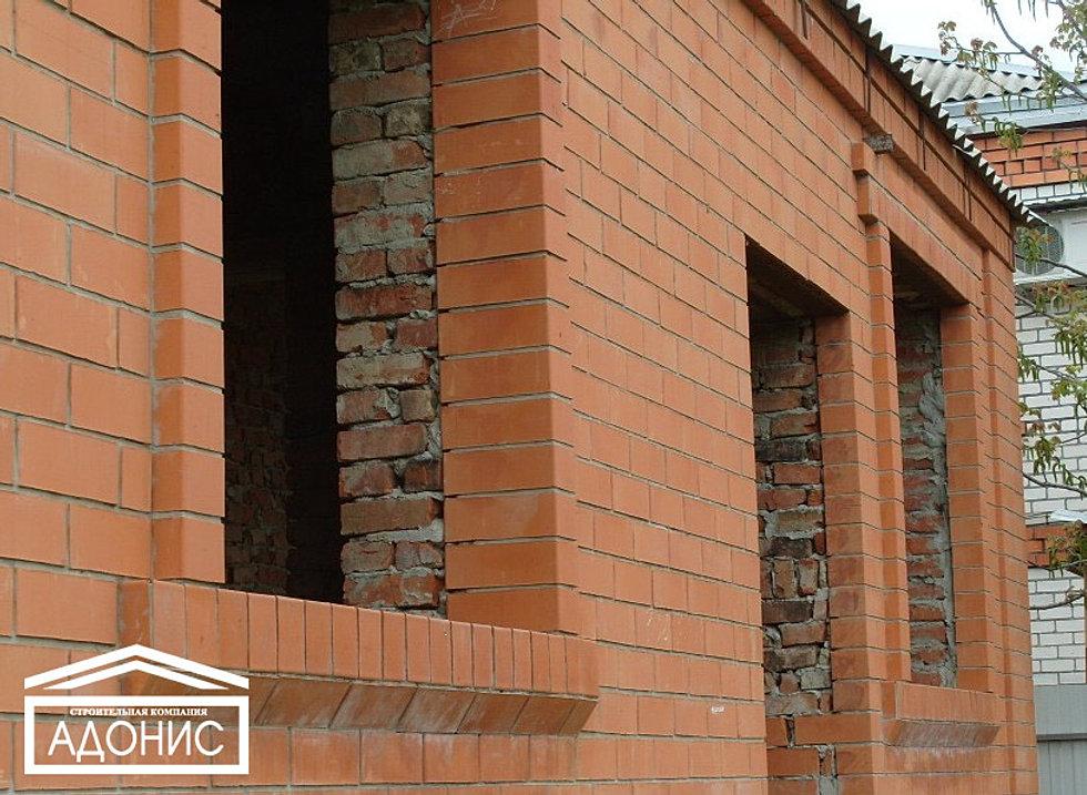 Строительство домов из кирпича под ключ в москве: проекты и .