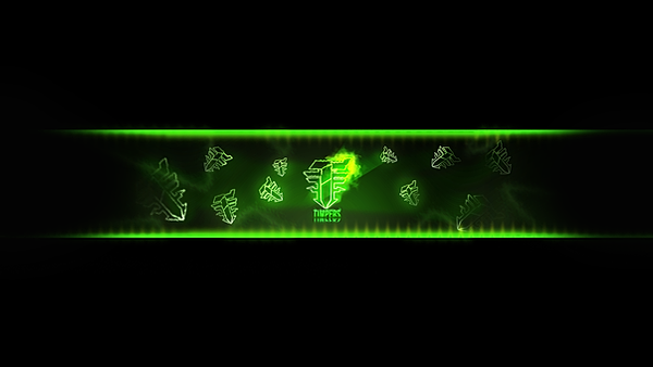 timpers | Abstract Youtube Banners