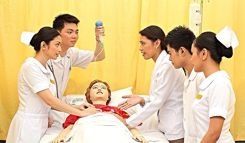 Filipino Nurses Do It With Love and Care ~ Filipinos Of New York