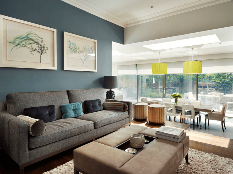 Conceito de Estilo  Decoração de Interiores  Projeto de Interiores