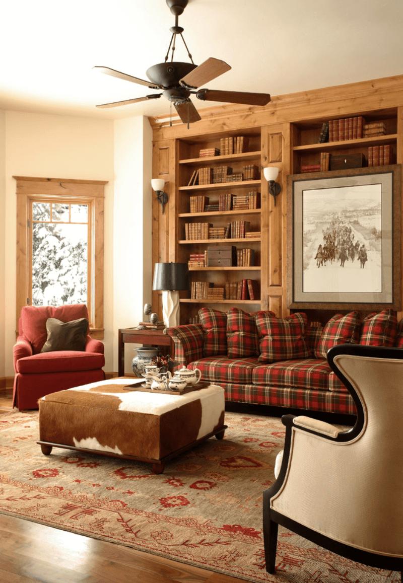 Conceito de estilo for Ambientes de interiores