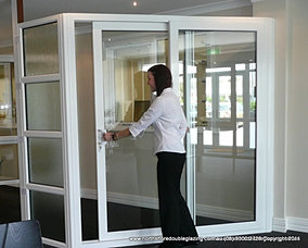 Double Glazed Glass Sliding Door