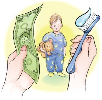 bribes and incentives, kids summit, Irini Gingis