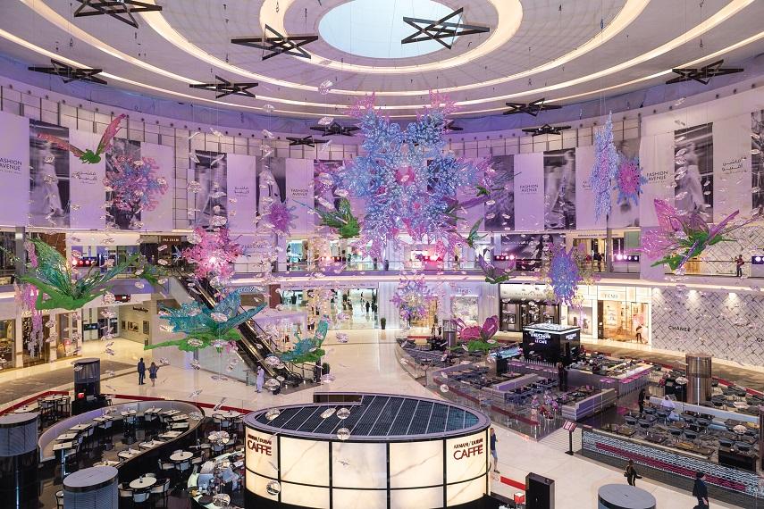 Festive Celebrations at The Dubai Mall, Dubai Mums