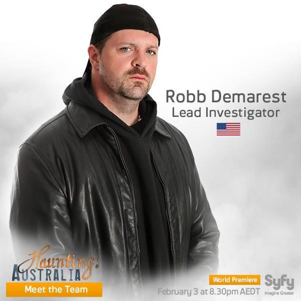Robb Demarest Facebook