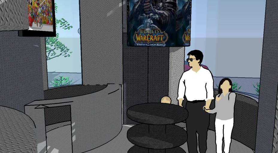 Tienda de Videojuegos.