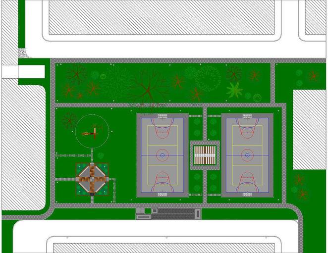 Remodelación parque Olímpico.