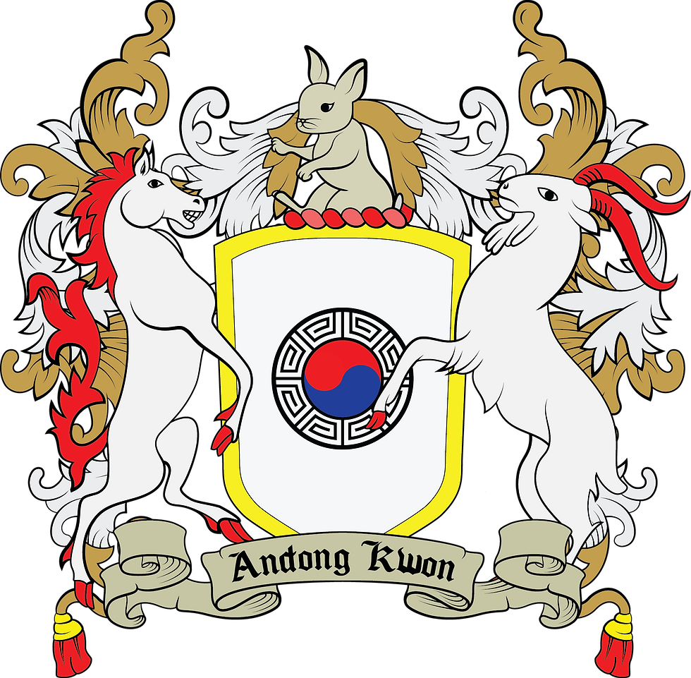 Tgjportfolio family crest the family crest representing my faimly father mother brother korean and my surname buycottarizona Image collections