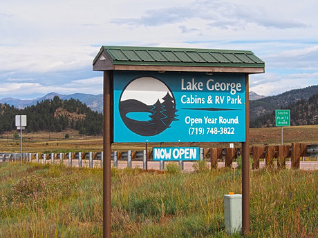 Things to do for Lake george cabins and rv park lake george co