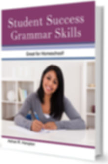 student success grammar skills